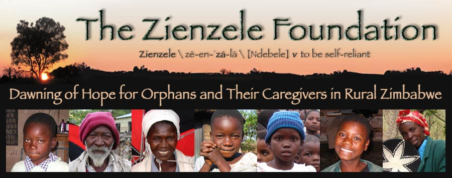 Zienzele Foundation Helping Aids orphans in Zimbabwe