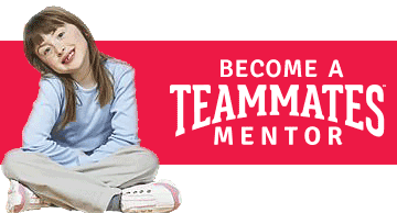 Become a TeamMates Mentor