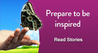 Prepare to be inspired