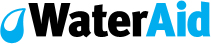 WaterAid logo home link