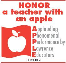 Honor a teacher with an APPLE